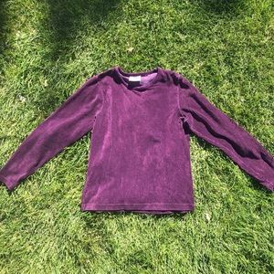 Arizona Velvet Long sleeve - S/M